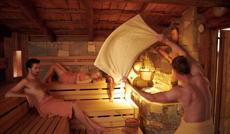 Classic Sauna Aufguss